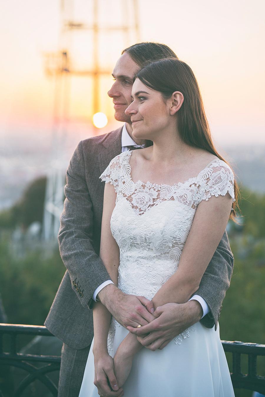 Na swoją sesje ślubną Monika i Grzesiek wybrali Lwów – urokliwe miasto na Ukrainie.